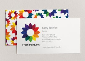 Business Card (3.5 x 2)